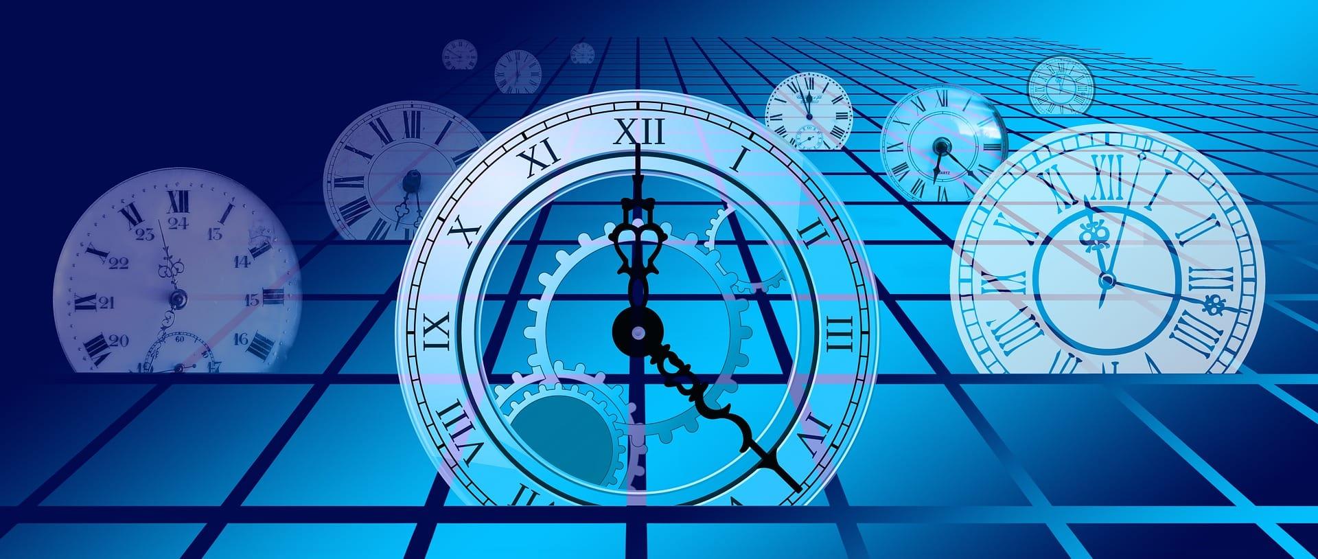 La magie du cosmos l'illusion du temps