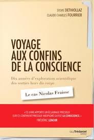 Nicolas Fraisse son histoire raconté dans voyage aux confis de la conscience