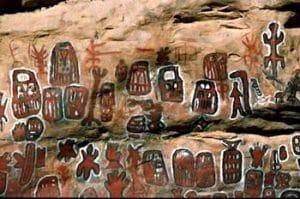 peintures Dogon sciences mystérieuses