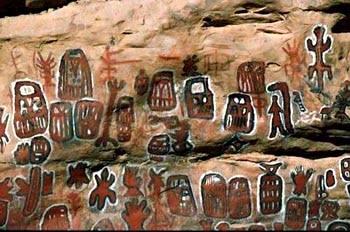 Peuple Dogon une ancienne civilisation