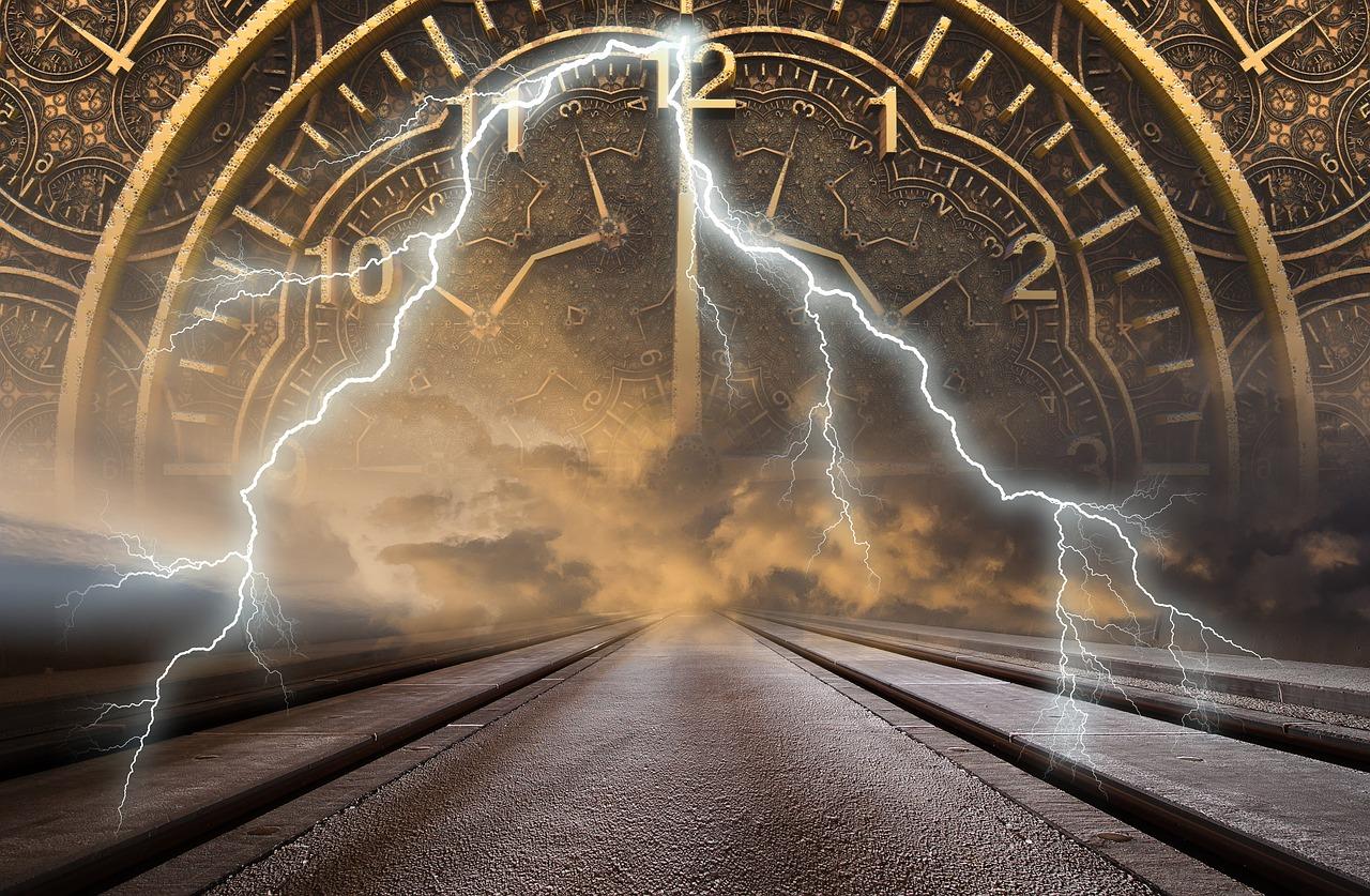 Synchronicité, la conscience pourrait être influencer par le futur.