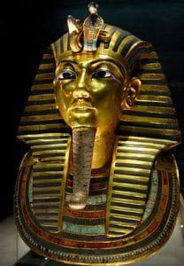 masque funéraire égyptiens