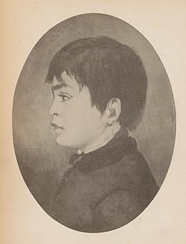Portrait Van Fritz un jeune prodige