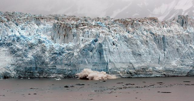 La fonte des glaces, détruit l'environnement