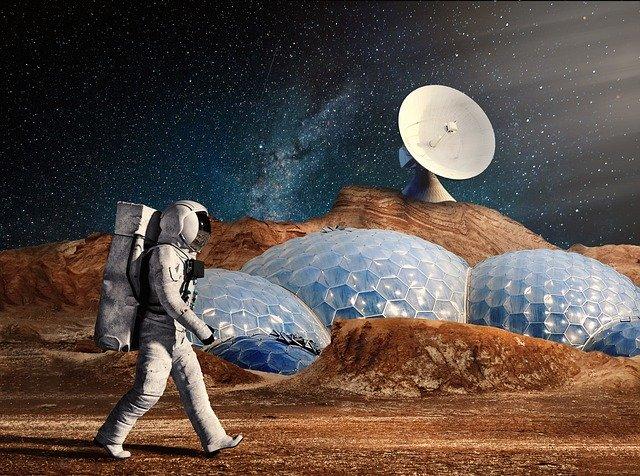 Comment vivre sur Mars?