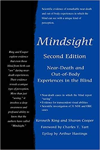 livre de Kenneth Ring et Sharon Cooper sur les EMI chez les aveugles