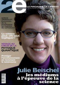 Julie Beishel étudie les médiums qui communiquent avec les morts