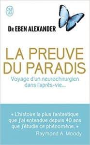 livre la preuve du paradis du Dr Eben Alexander