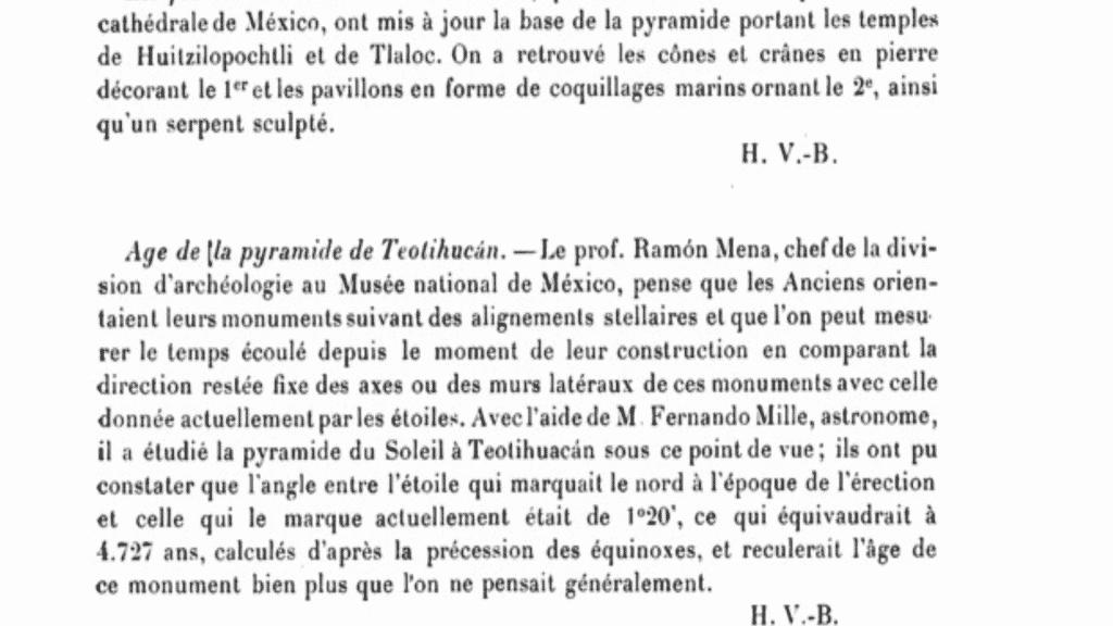 âge de Teotihuacan