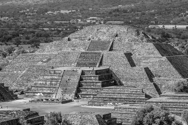 Ville Teotihuacan