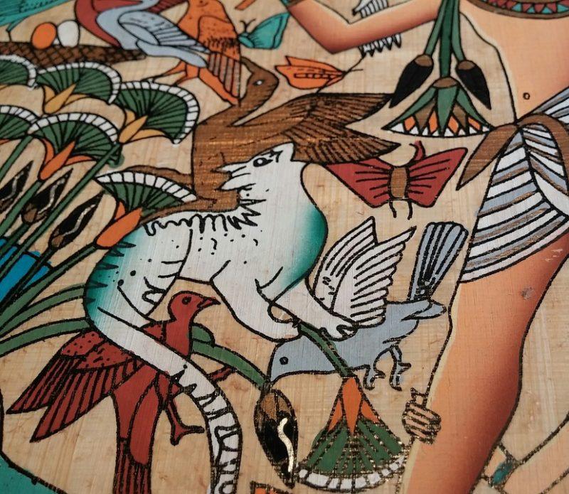 Toutanka Tube 4: Pourquoi l'art égyptien ressemble-t-il à du Picasso ?