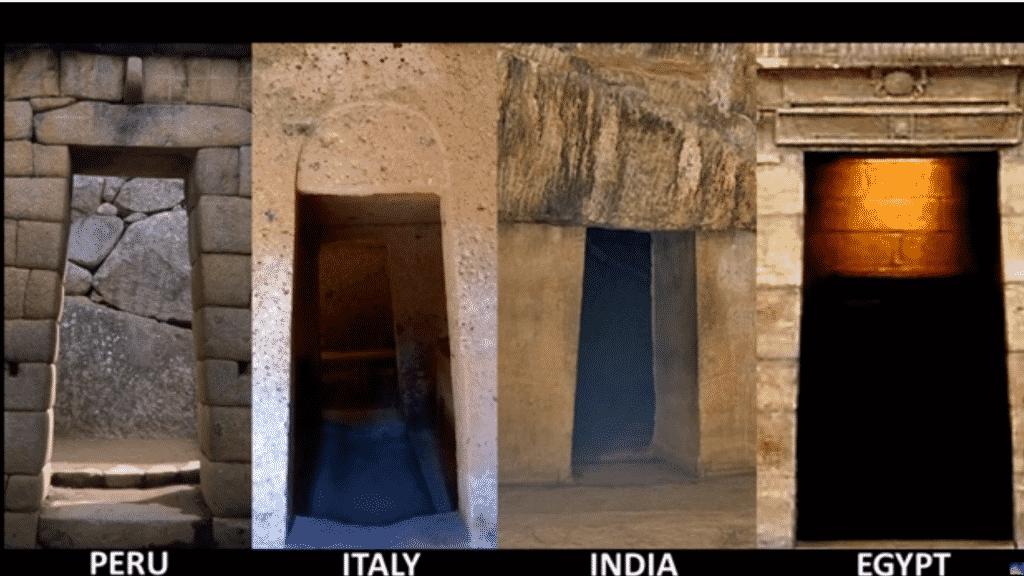 les traces de similitudes laissés par les civilisations anciennes