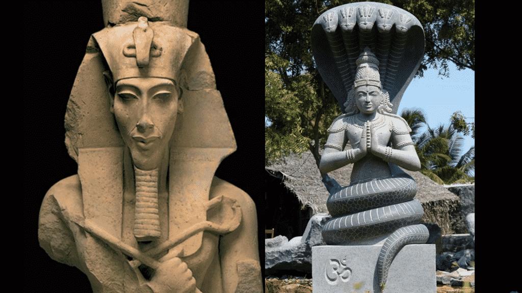 Statuts grecque et hindoue