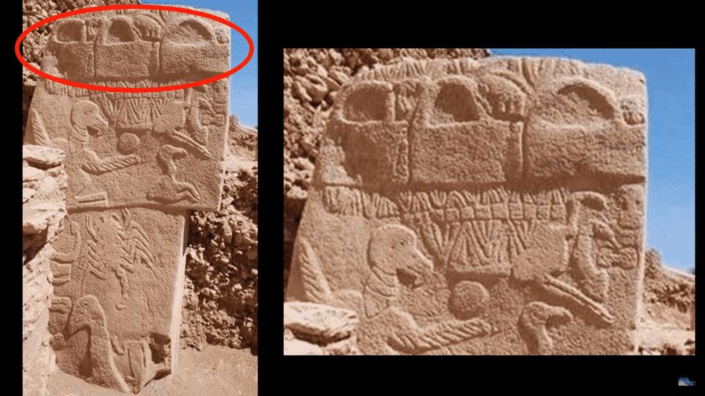 Ce dessin est une similitude retrouvé chez diverses civilisations anciennes