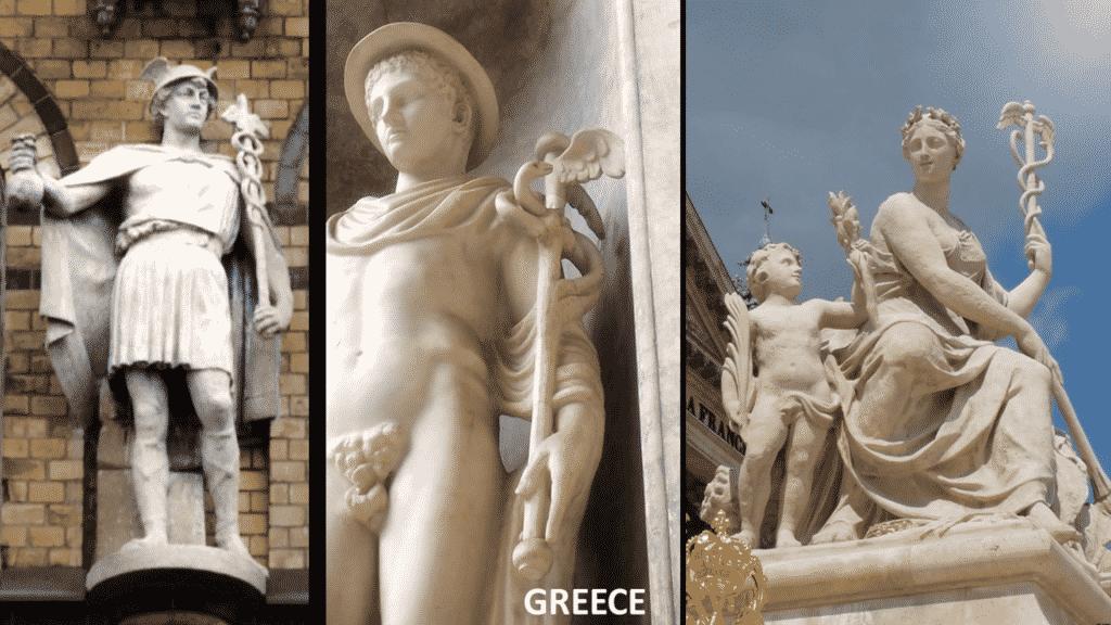 Statuts grecques