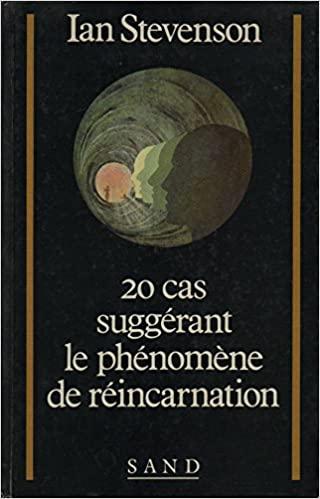 livres sur la réincarnation du Dr Ian Stevenson