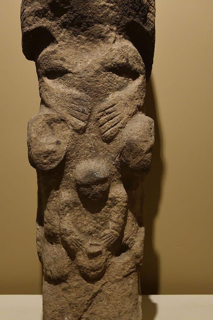 Pilier sculptés Göbekli Tepe