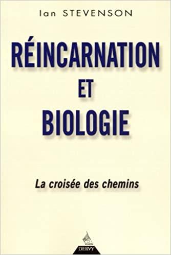 livre sur la biologie et la réincarnation