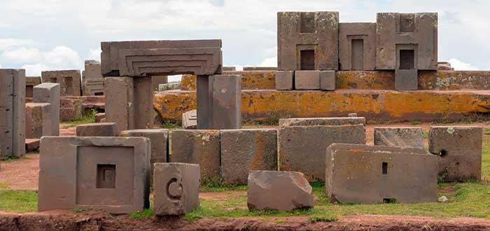 Puma Punku à Tiwanaku
