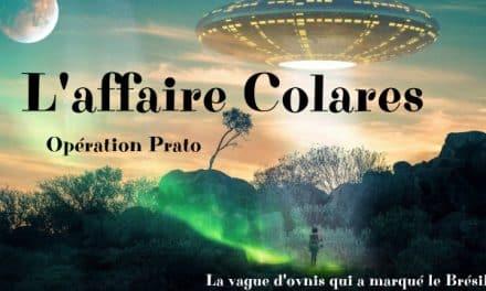 L'affaire Colares, l'incroyable vague d'OVNIS qui a marqué le brésil.