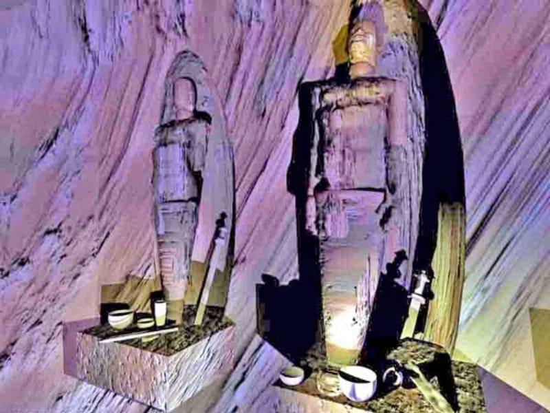 Momies découvertes en Arizona selon Kinkaid