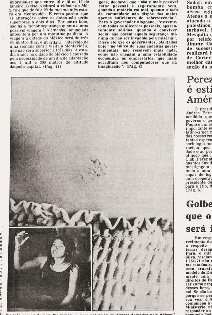 Les étranges piqûres retrouvées sur les victimes de l'affaire Colares.