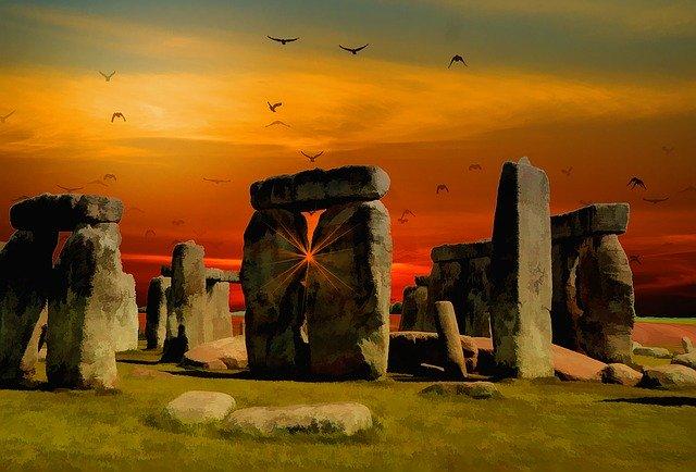 stonehenge-découverte