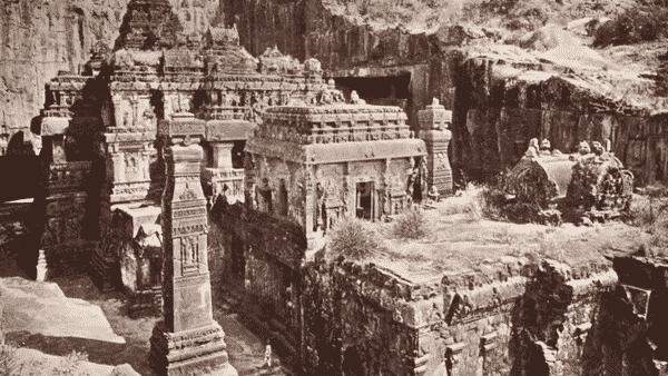 Temple Kailasa