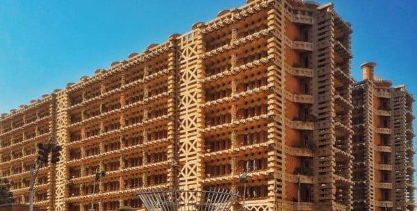 biomimétisme termitières et bâtiments