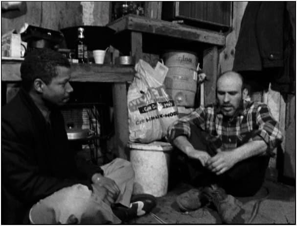 hommes taupes vivants dans les tunnels de new york