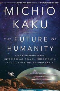 livre sur l'immortalité Michio Kaku