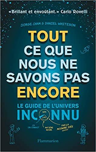 livre pour comprendre l'univers
