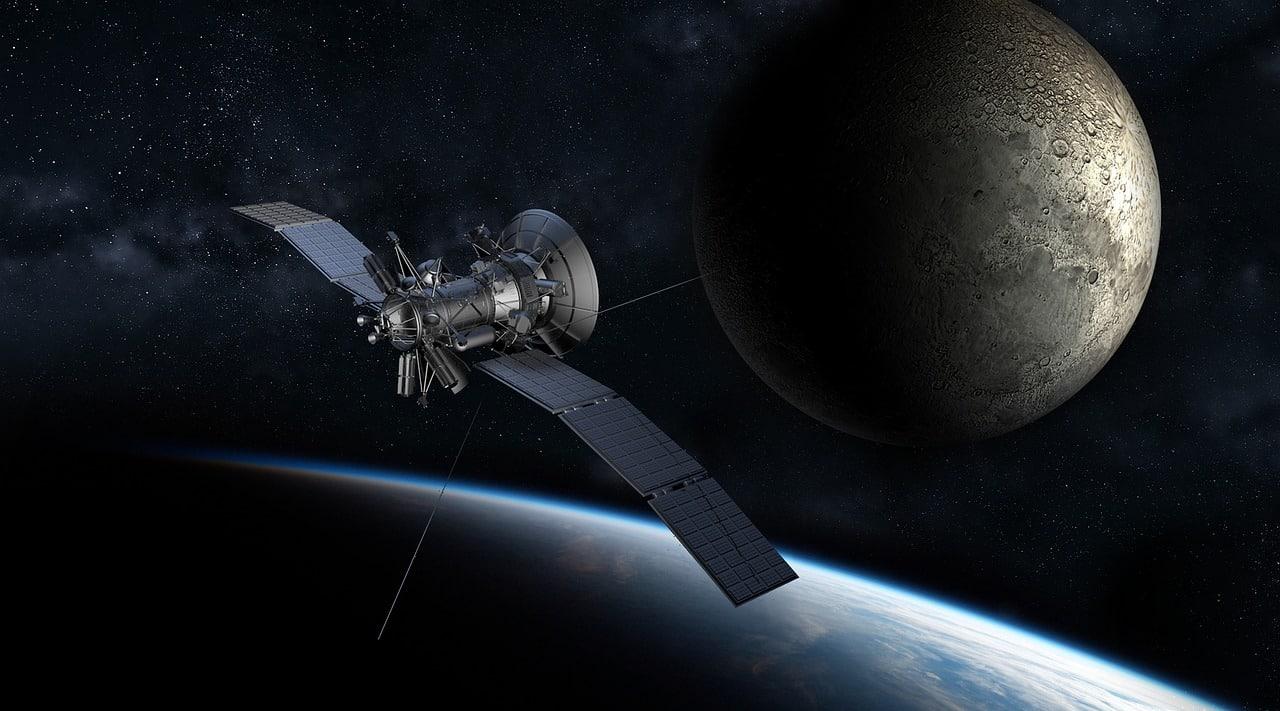 Le SETI voudrait écouter les civilisations extra terrestre depuis la face cachée de la lune.