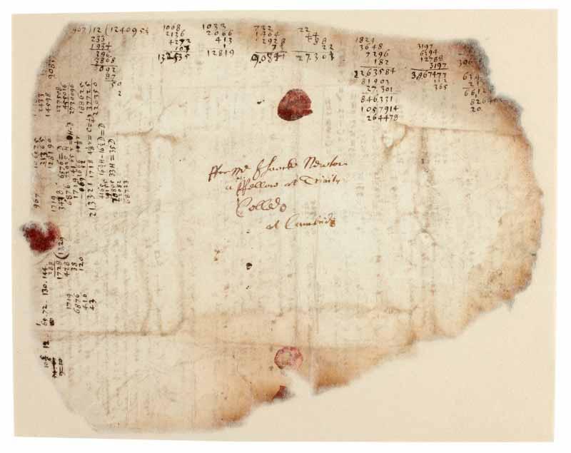 Notes ésotériques d'Isaac Newton