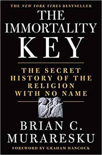 Le livre La clé de l'immortalité, L'histoire secrète de la religion sans nom, couvre les psychédéliques dans l'antiquité et dans le christianisme primitif.