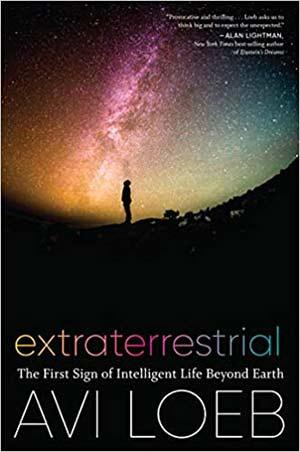 Livre du Dr Avi Loeb sur l'hypothèse extraterrestre d'oumuamua