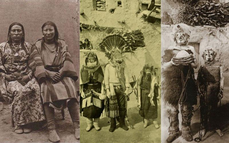 Indiens Hopi font partit des anciennes civilisations du monde