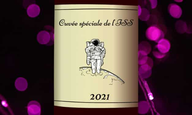 Une start-up française veut faire vieillir du vin dans l'espace.