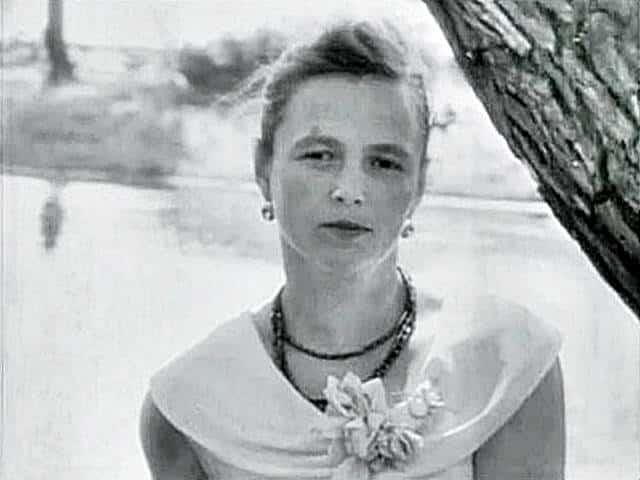 Nina Kulagina jeune