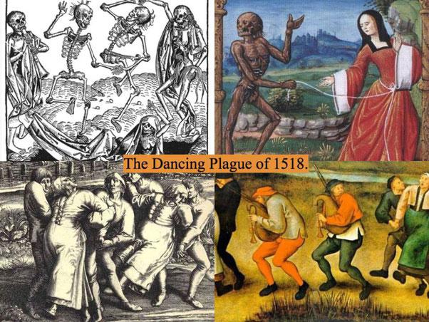 danse de St Guy