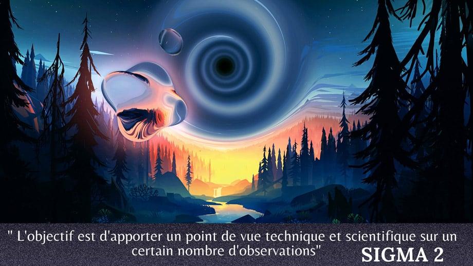 OVNI, Les français livrent leurs hypothèses dans le rapport sigma 2
