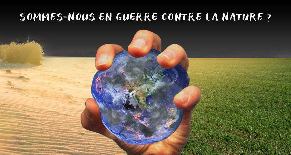 La géo ingénierie, faut-il prendre le contrôle du climat ?