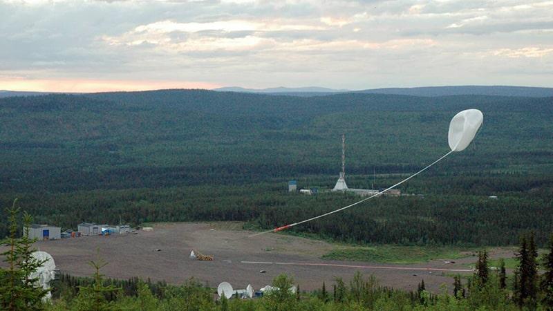 base de lancement du projet SCoPEx