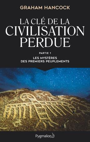 livre civilisation disparue Graham Hancock.