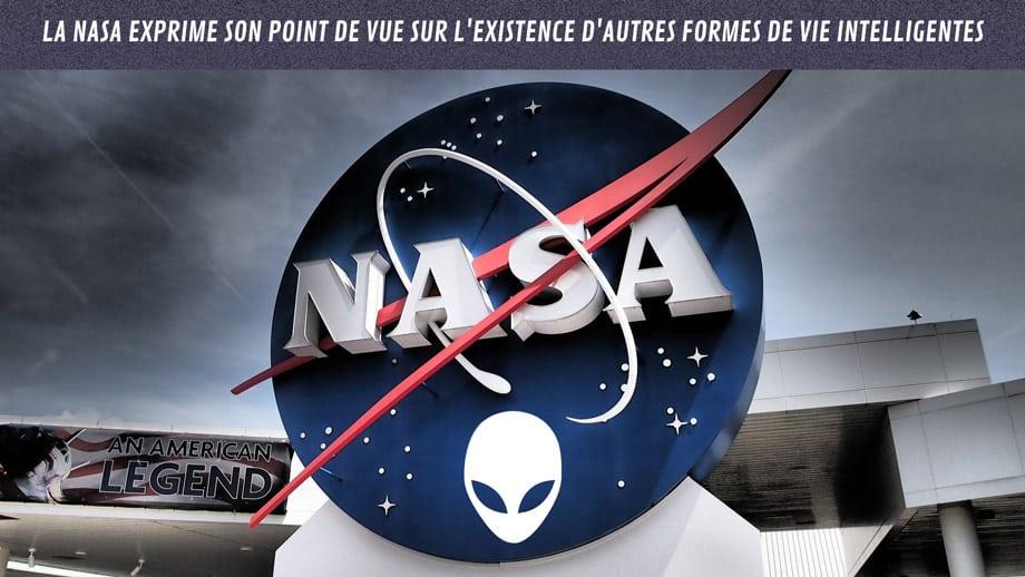 La position de la NASA face à la vie extraterrestre.