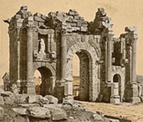 Structure en triple arcade semblable à celle citée à dans le manuscrit 512.