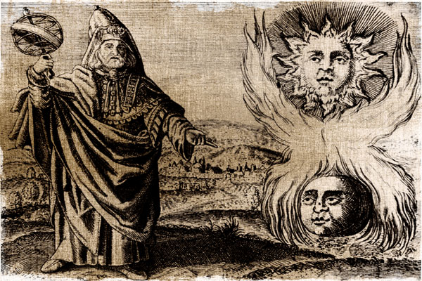 Hermès possédait tout le savoir y compris sur la vie et la mort.